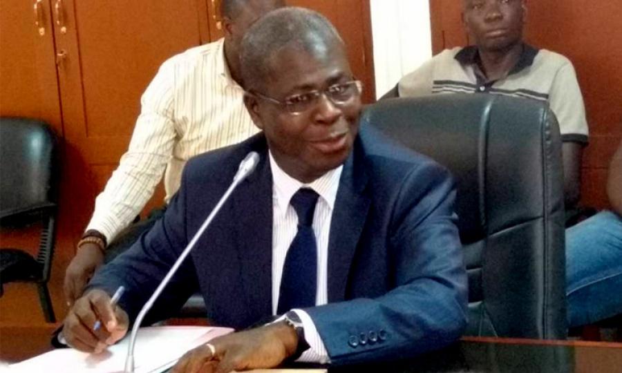Delato Agbokpe, DG de la DTRF du Togo
